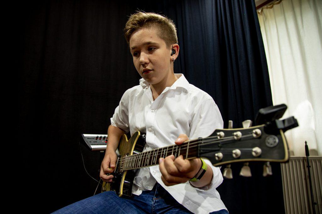 Nico Gitarre